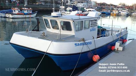 fishing boat charter weymouth peace plenty charter boat weymouth sea fishing tackle