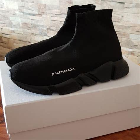 Balenciaga Speed Trainer By Menola balenciaga speed trainer black s fashion