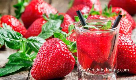 Detox With Strawberries by Strawberry Detox Water 5 Metabolism Boosting Recipes