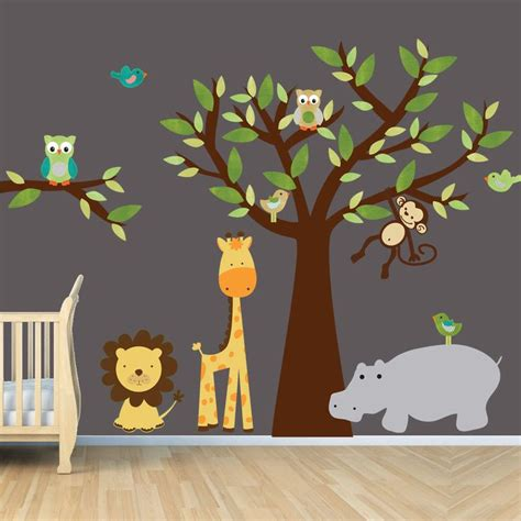 jungle baby room ideen top 25 ideas about jungle safari animals zoo