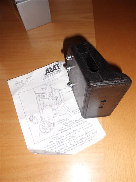 Audi Tt 8n Handyhalterung by Audi Tt 8n Arat Handyhalter Neu Biete