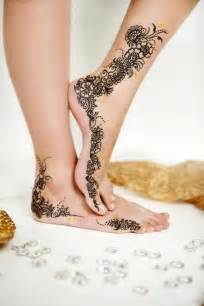 dulhan mehendi and henna designs for foot top bridal