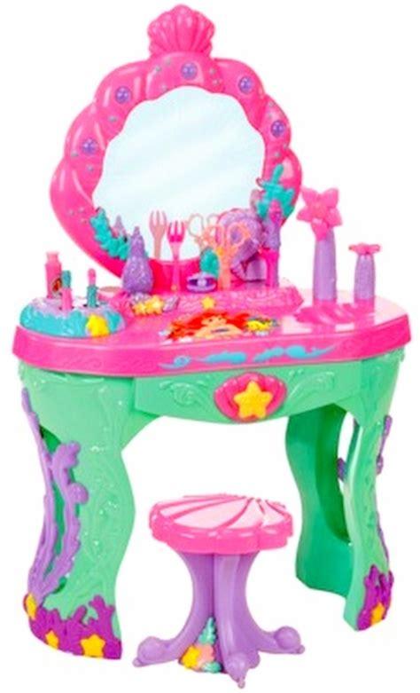 Disney Ariel Vanity by Disney Mermaid Ariel Vanity Styling Salon
