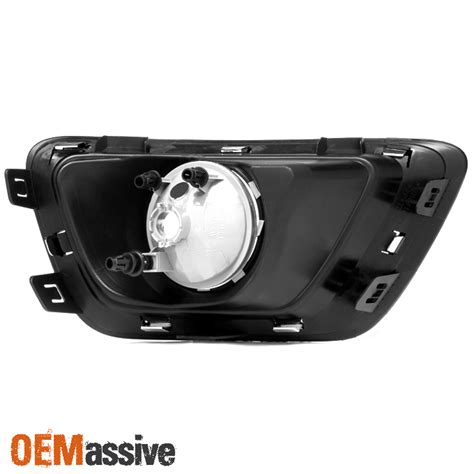 Fits 15 18 Chevy Colorado Bumper Fog Lights Replacement W