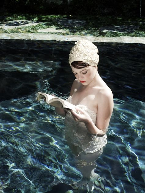 emma stone underwater 86 best poolside pool images on pinterest beaches
