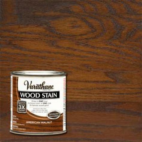 varathane  oz american walnut wood interior stain