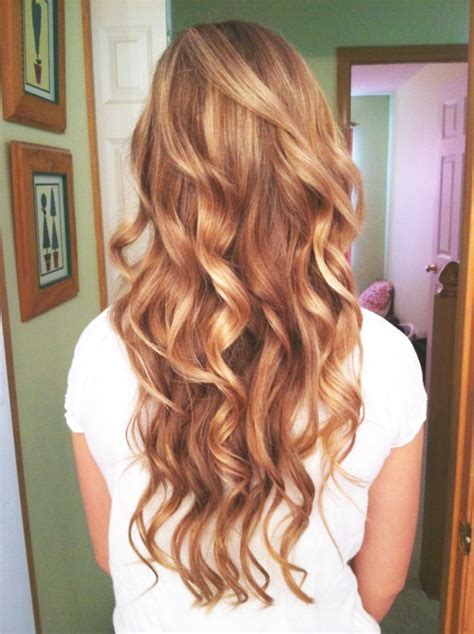 soft curl hairstyle loose curls on tumblr