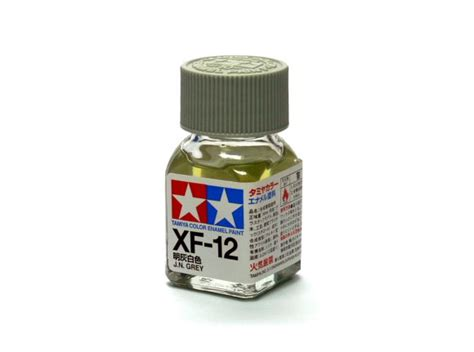 tamiya model color enamel paint xf 12 j n grey net 10ml 80312 ebay