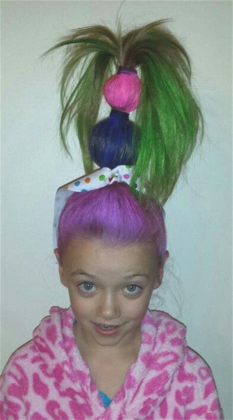 crazy hairstyles at home 384 best images about little girl hair do s on pinterest