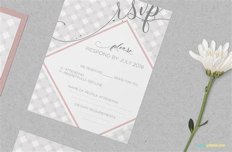 Wedding Card Mockup Psd Free