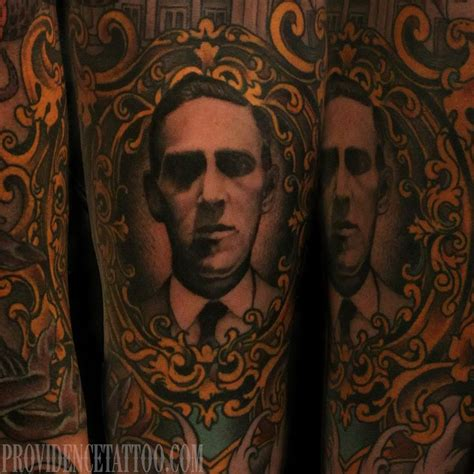 lovecraft tattoo 104 best tattoos by dennis m prete images on