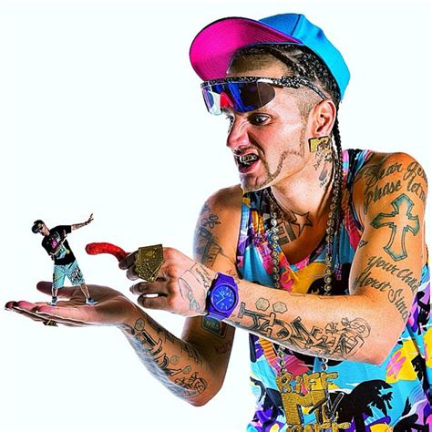 riff raff tattoos riff raff guest starring on quot one to live quot as a