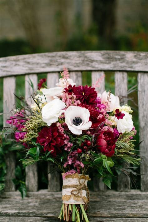 burgundy wedding theme wedding ideas  colour chwv