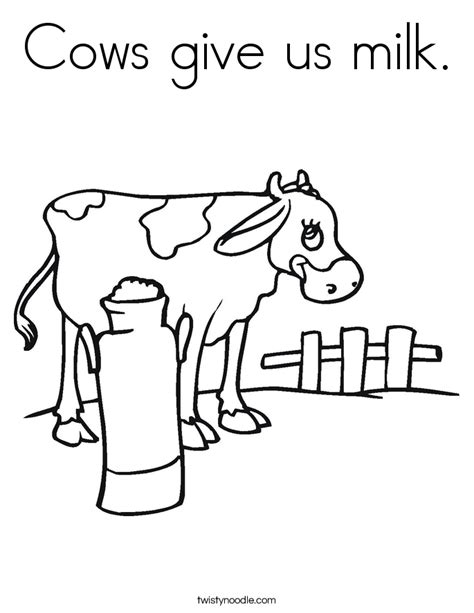 milking cow coloring page 95 cow coloring pages dairy cow coloring pages cow
