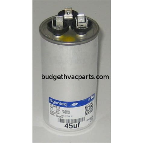 ge capacitor 97f9833 ge capacitor catalogue 28 images ge genteq replacement for capacitor 30 5 uf 370 volt