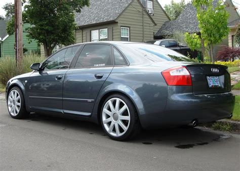2003 Audi A4 by 2003 Audi A4 Photos Informations Articles Bestcarmag
