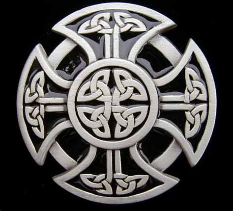 celtic belt buckles hand poured fine pewter