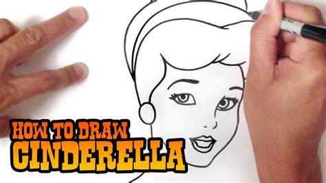 8 best images about easy how to draw cinderella step by step