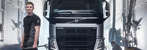 career volvo trucks