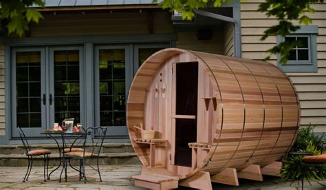 outdoor steam room for a mere 8 5k almost heaven saunas will build you your