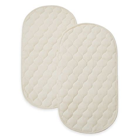 Waterproof Pads For Changing Table Tl Care Organic Cotton Waterproof Playard Changing Table Pads Set Of 2 Buybuy Baby
