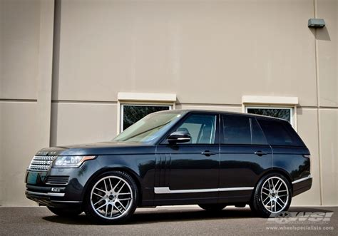 black chrome range rover 2013 land rover range rover with 22 quot gianelle yerevan in