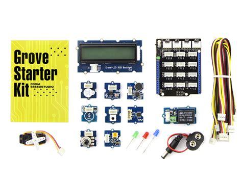 Starter Kit Ddc grove starter kit for arduino