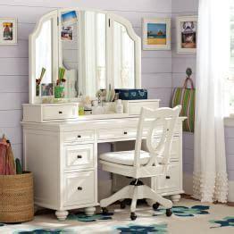 girls bedroom dressing table girls bedroom furniture girls room ideas pbteen the