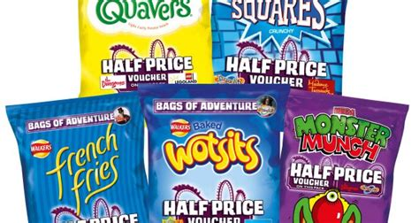 printable merlin vouchers walkers on pack promotion offers half price entry on days