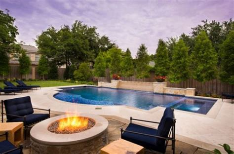 backyard pool decorating ideas the outdoor living room stylish ideas for pools