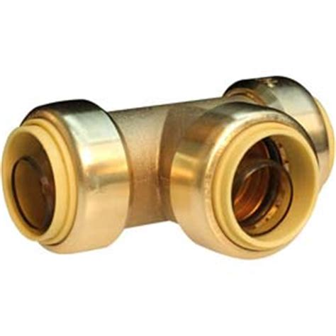 Push Connect Plumbing Fittings by Pipe Fittings Push Connect Fittings Probite 174 3 4 Quot X 3