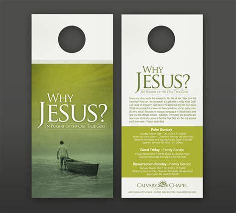 10 Inspiring Church Door Hangers And Other Design Related Tips Uprinting Free Church Door Hanger Template