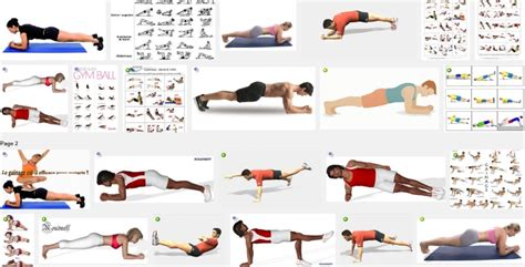 Sant 233 Forme Bonheur Exercices De Gainage