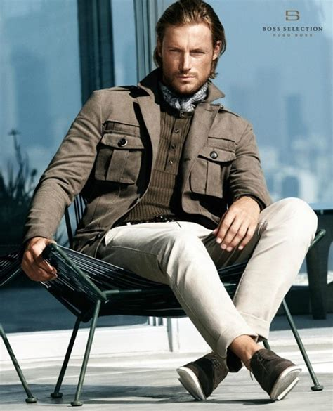 Ori Selection Hugo For foto gabriel aubry untuk hugo selection s s 2012 foto 2 dari 15