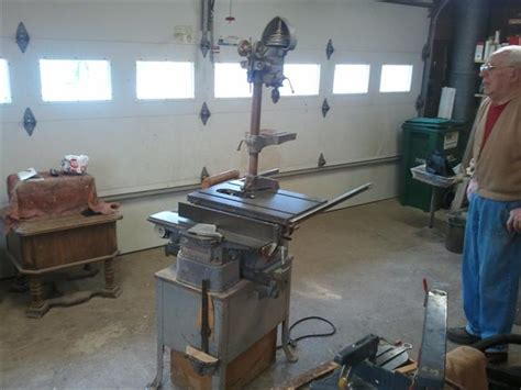 advice disposing   combination table  jointer