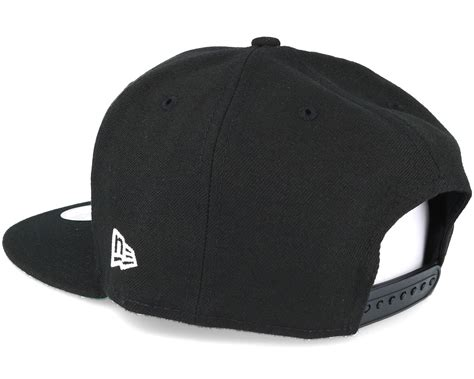 new era mlb los angeles mlb cooperstown black snapback new
