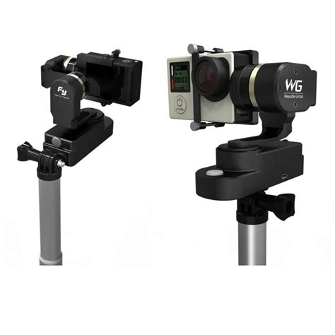Gopro 3 Bandung feiyu tech wg 3 axis wearable gimbal for gopro 3 3 4 black jakartanotebook