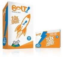 Perdana Bolt 2gb kartu perdana 4g lte kuota 8gb jakartanotebook