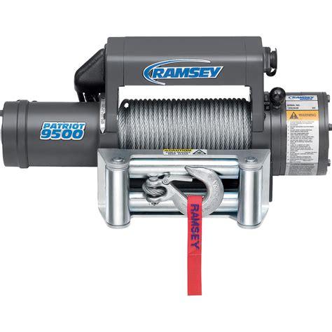 ramsey re 10000 winch wiring diagram electric winch wiring