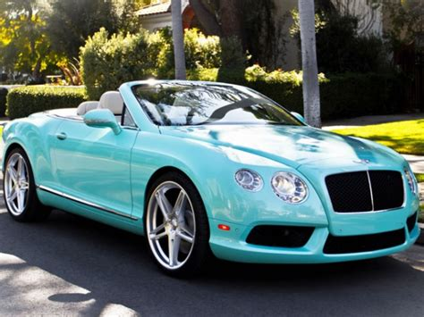 2013 Bentley Continental Gtc V8 Beverly Hills Edition Is