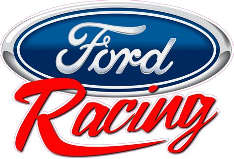 Ford Sticker by Ford Racing Decal Www Pixshark Images Galleries