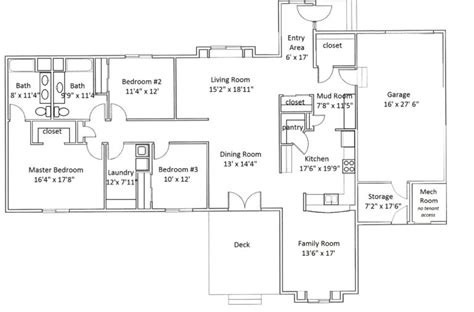 Eglin Afb Housing Floor Plans Eglin Air Base Housing Floor Plans Meze