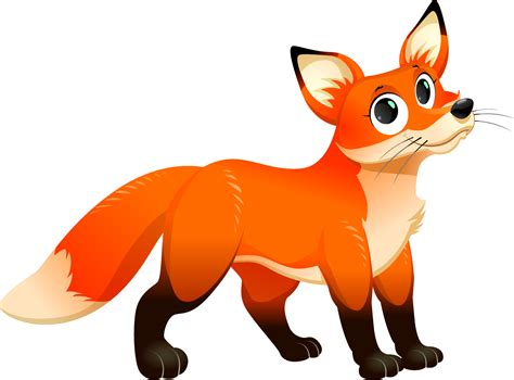 clipart fox fox png transparent free images png only