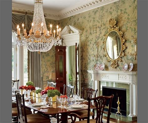 bunny williams dining rooms wallpapers on pinterest bird wallpaper national trust
