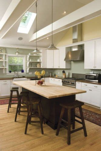 82 quot green kitchen island with solid wood top hou 57 l feathers islands and butcher blocks on pinterest