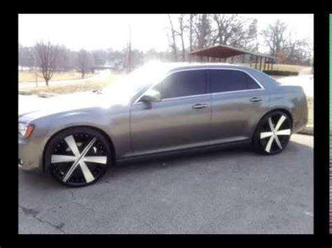 2012 Chrysler 300 On 24s Chrysler 300 On 24s