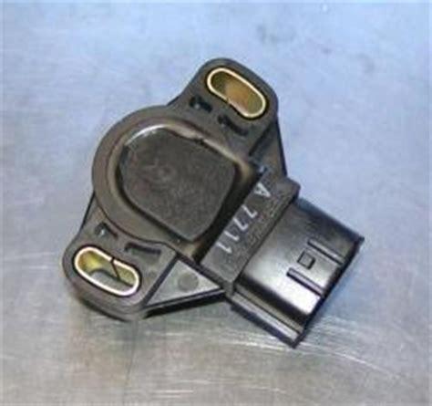 nissan sr throttle position sensor tps sentra nx coupe