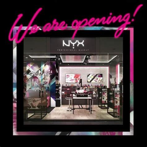 Lipstik Nyx Di Singapore nyx cosmetics boutique is set to open in singapore be asia fashion