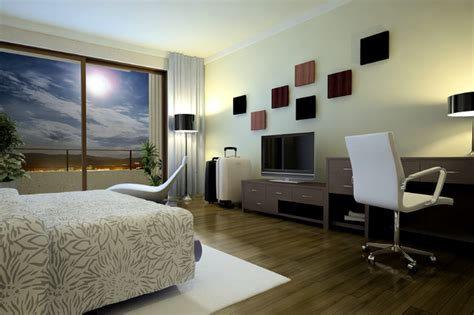 tv desks for bedrooms hotel room modern bedroom by woodngo