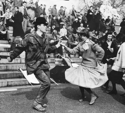 swing dance manchester first london aldermaston march london april 1958 at